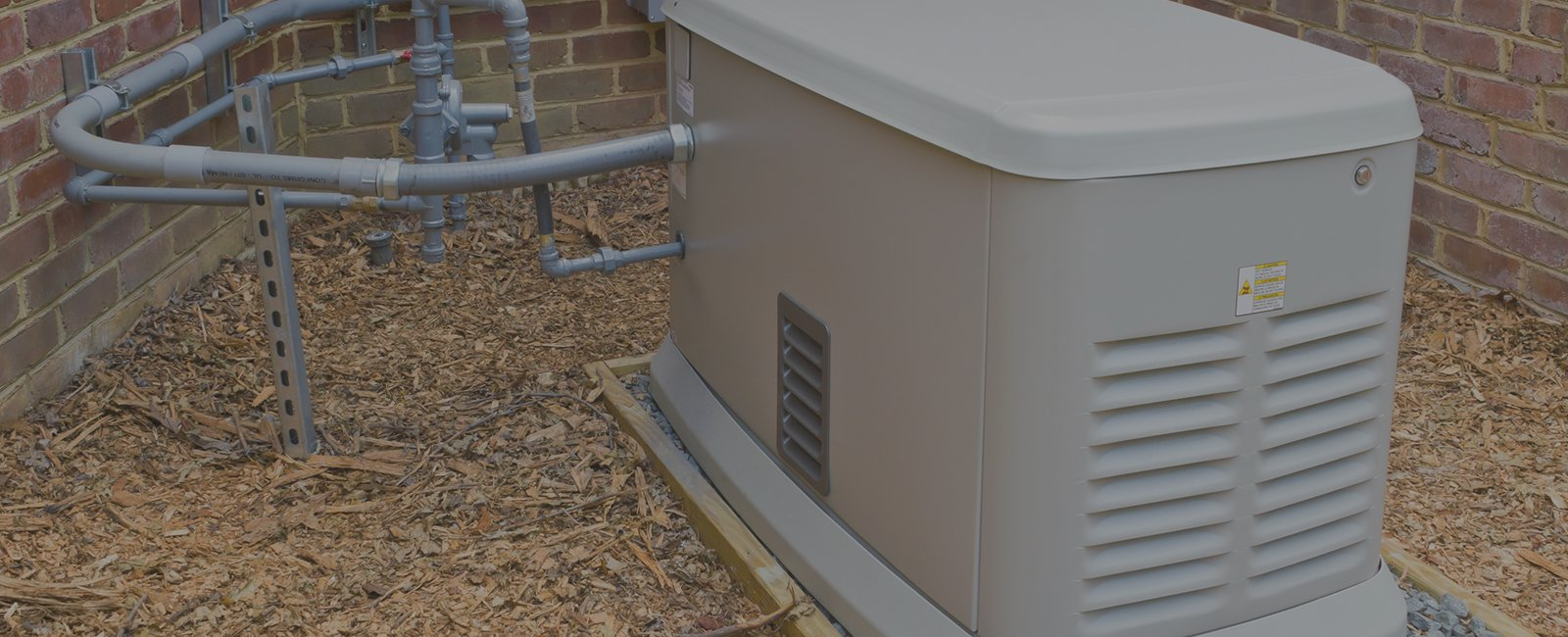 standby generator installed for home